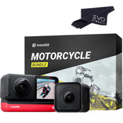 Insta360 ONE R Twin Edition Bundle with Motorcycle Mounting Kit 360 camera Insta360 None