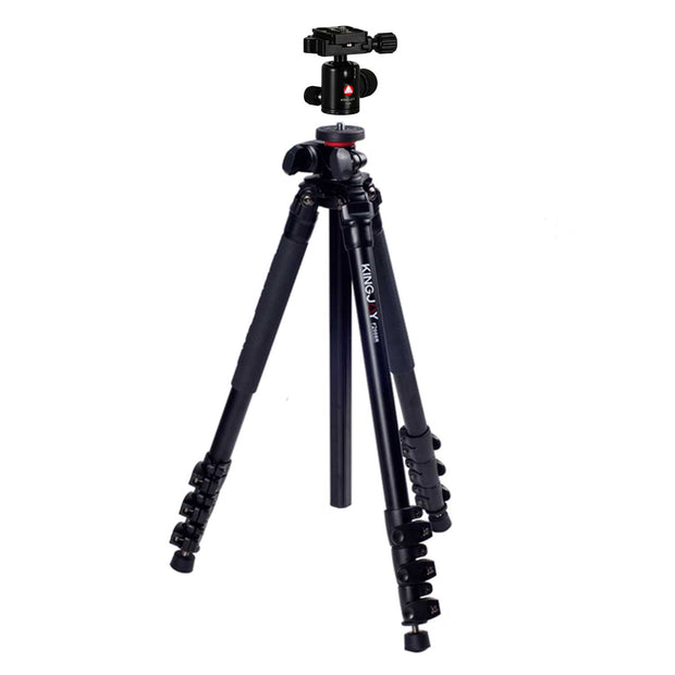 KingJoy F2008R Tripod with 180 Tilt Column Tripod Kingjoy V00