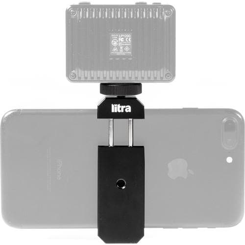 LITRA Smartphone Mount 2.0 for LitraTorch LED Light Lighting Litra