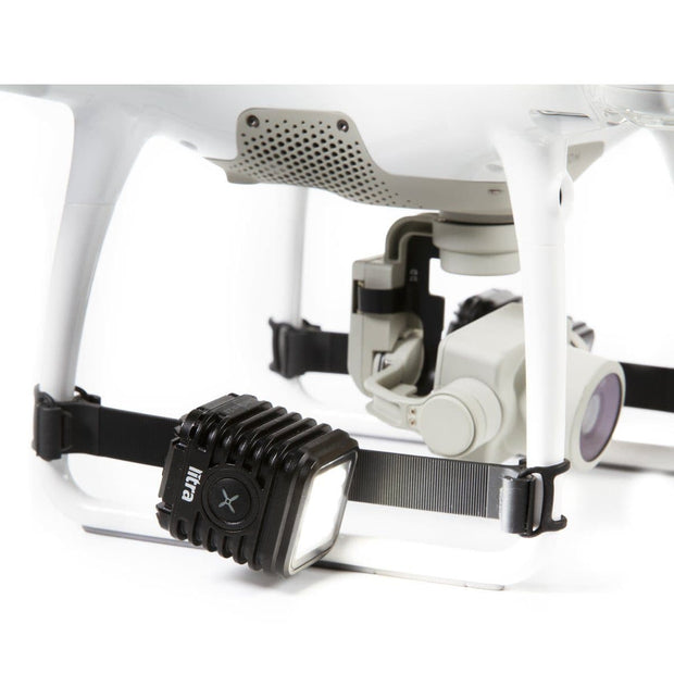 LITRA Torch Drone Leg Mounts for DJI Phantom 3/4/Pro or Autel X-Star Mounts Litra