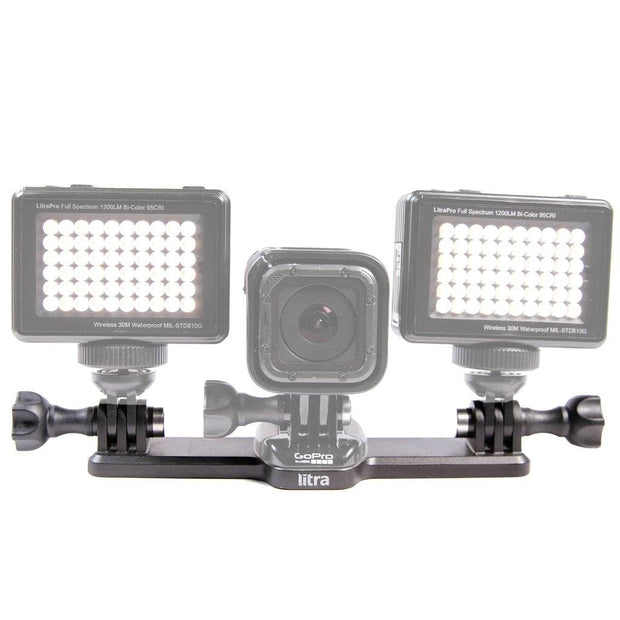 Litra Triple Mount Lighting Litra