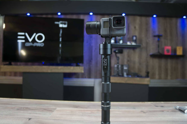 Mount for Hero5 thru Hero7 Black or Virb Ultra 30 Parts EVO Gimbals