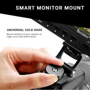 R007 Field Monitor Mount with 180 Tilt Mount Ulanzi