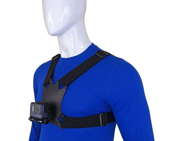 Stuntman Chest Mount Harness for Action Cameras