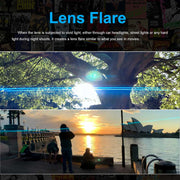 ULANZI 1.33XT Anamorphic Lens Kit for Smartphones Mobile Video Ulanzi