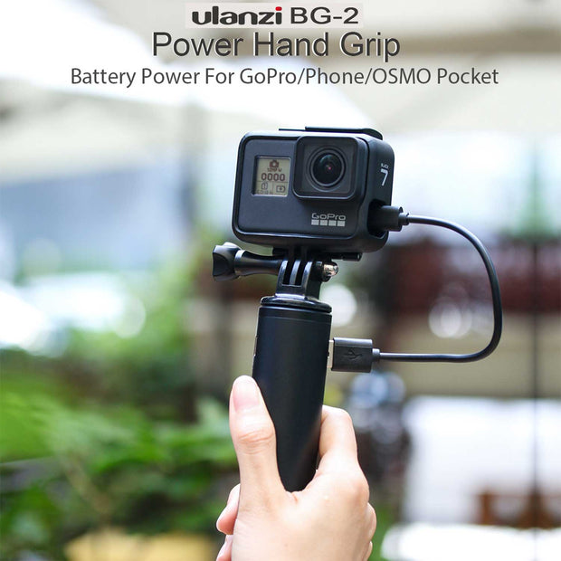 Ulanzi BG-2 6800mAh Power Bank Handgrip Batteries Ulanzi
