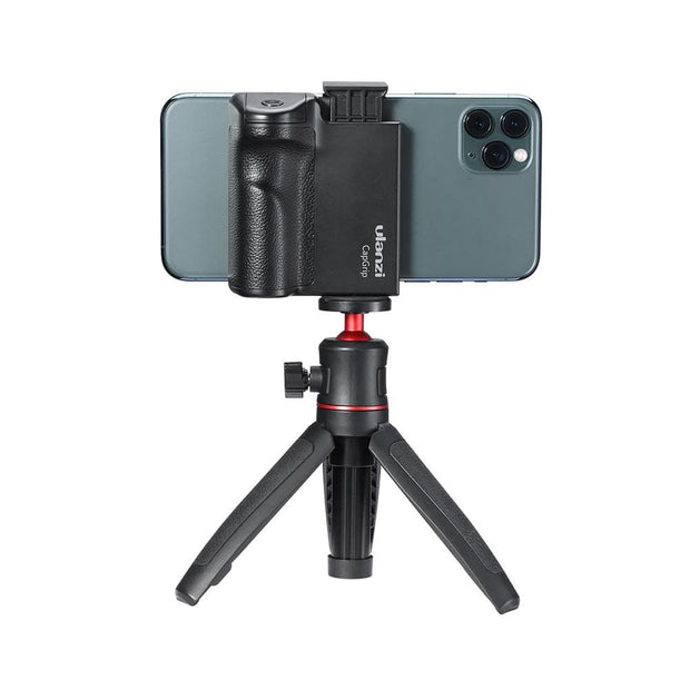 Ulanzi CapGrip for Smartphones with Shutter Control Mounts Ulanzi