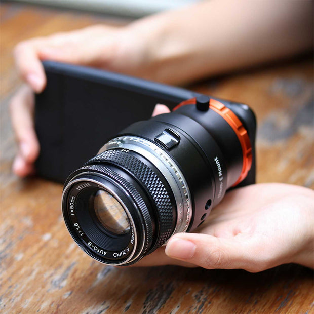 Ulanzi DOF Lens Adapter for Smartphones Phone Lenses Ulanzi