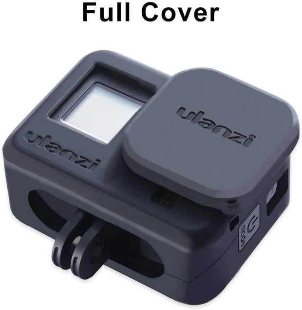 Ulanzi G8-3 Silicone Case & Lens Cap for GoPro Hero8 Black Case Ulanzi