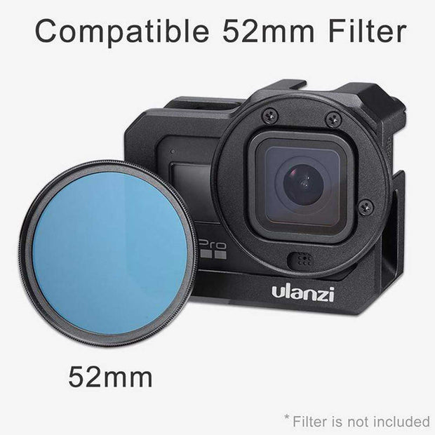 Ulanzi G8-5 Vlog Case for Hero8 Camera Cage Ulanzi