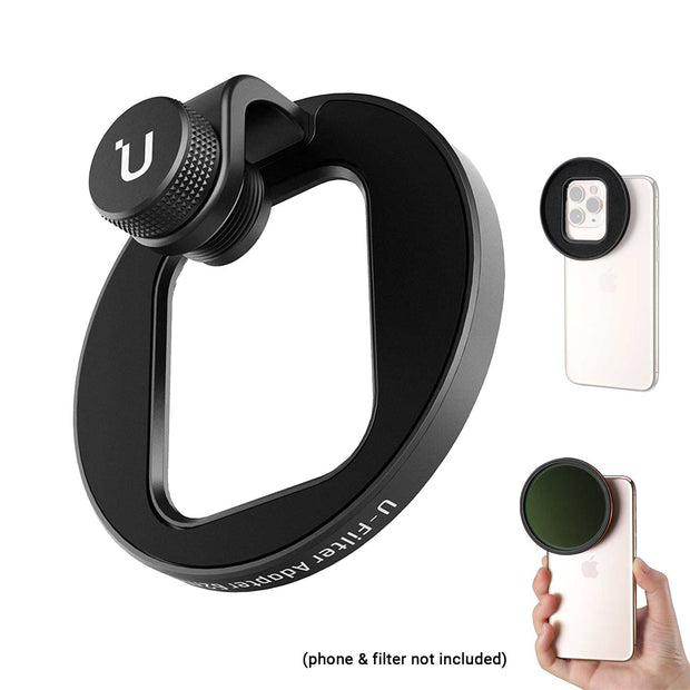 Ulanzi U-Filter Smartphone Filter Adapter 62mm & 67mm Phone Lenses Ulanzi