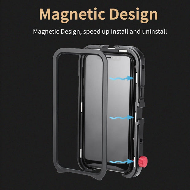 Ulanzi Video Cage for iPhone 11, Pro & Pro Max Mobile Video Ulanzi