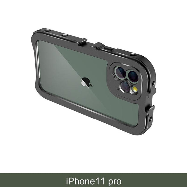 Ulanzi Video Cage for iPhone 11, Pro & Pro Max Mobile Video Ulanzi iPhone 11 Pro