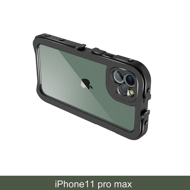 Ulanzi Video Cage for iPhone 11, Pro & Pro Max Mobile Video Ulanzi iPhone 11 Pro Max
