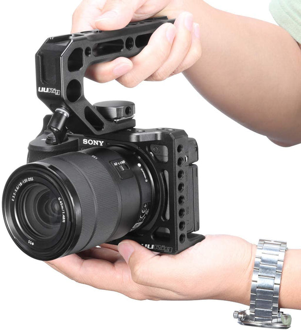 UURig Camera Cage for SONY A6600 Camera Cages Ulanzi