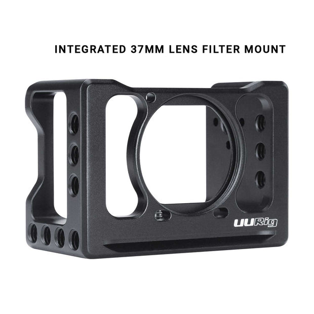 UURig Camera Cage for SONY RX0 II Camera Cages Ulanzi