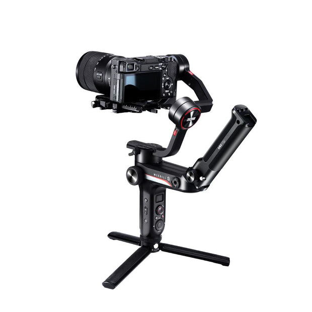UURig Inverted Grip Handle for Zhiyun Weebill-S (open box) Ulanzi
