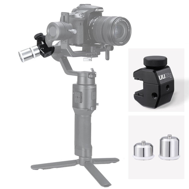 UURig R022 Clamp-On Counterweight Kit for DSLR Gimbals Counterweights Ulanzi