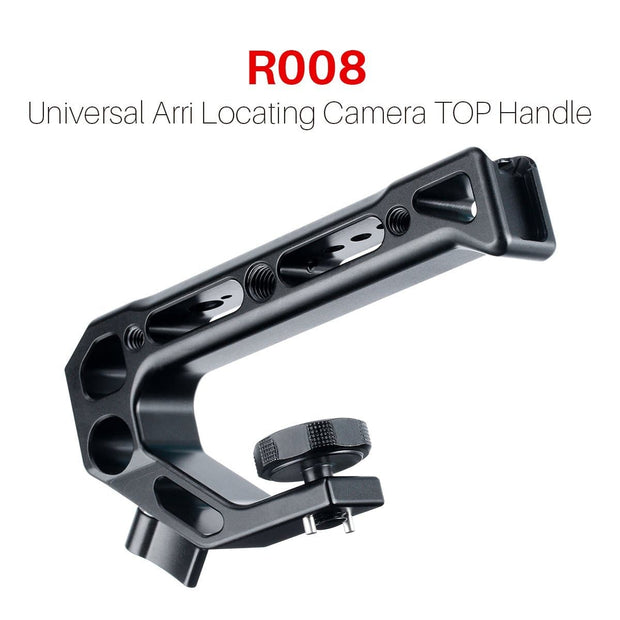 UURigl R008 Top Handle for Camera Cages with Arri Style Mounts Camera Cages Ulanzi