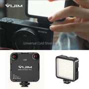 VIJIM VL81 Mini LED Video Light Lighting Ulanzi