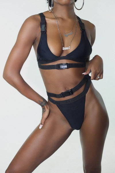 the angie. bikini in [ebony.]