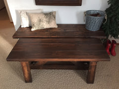 Farmhouse Bench