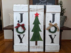Christmas Holiday Signs