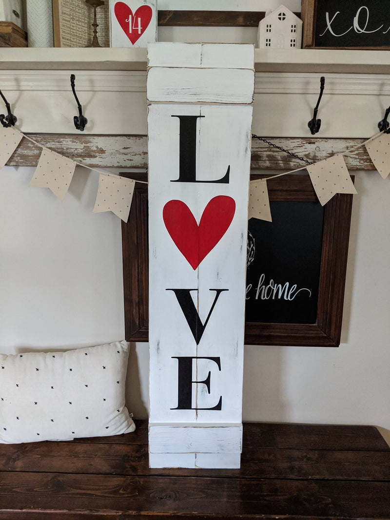 Love 4ft Sign