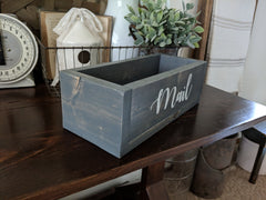 Rustic Mail Box