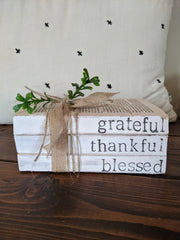 Fall Stamped Farmhouse Books