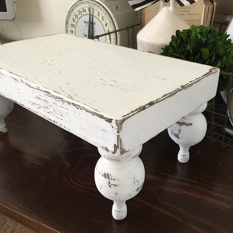 Farmhouse Decorative Counter Stool