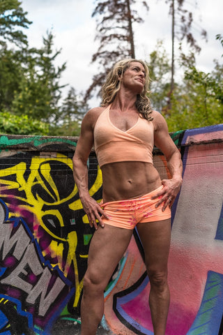 Shannon O'Gorman fitness personal trainer and coach posing
