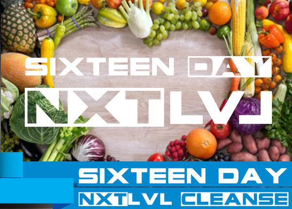 16-Day NXTLVL Reset Cleanse