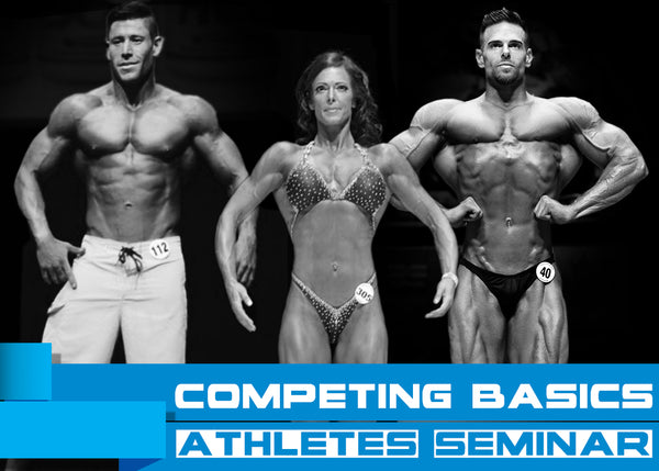 Competing Basics Seminar - March 18, 2018