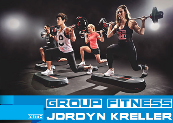 Saturday Morning Bootcamp with Jordyn Kreller