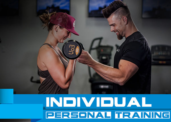 Buy One Get One Free! Individual Personal Training Sale with Alan Dyck