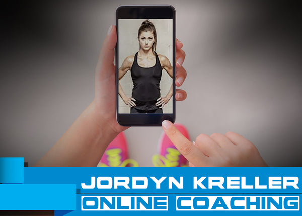 Remote Coaching with Jordyn Kreller