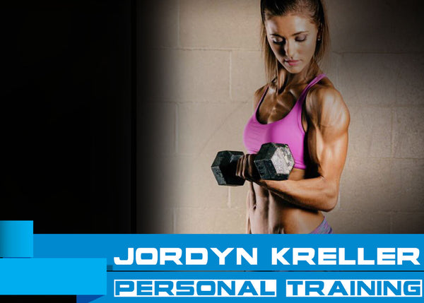 Individual Personal Training with Jordyn Kreller