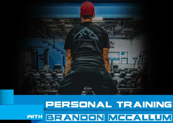 Partner Personal Training Packages with Brandon McCallum