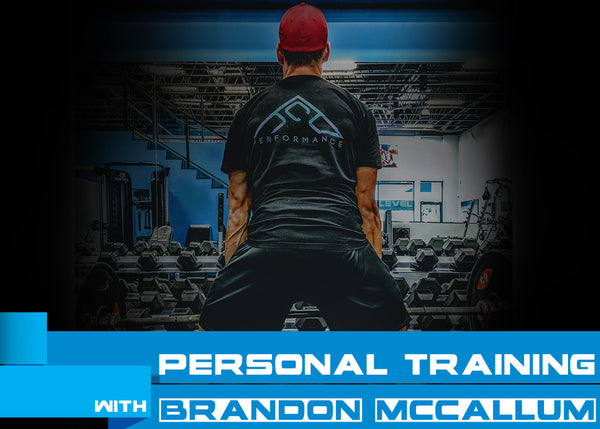 Individual Personal Training with Brandon McCallum