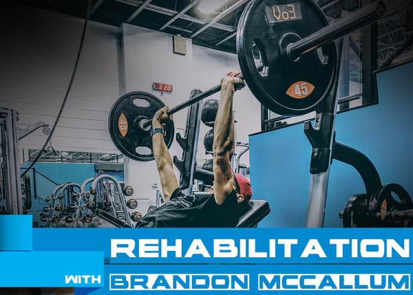 Rehabilitation with Brandon McCallum