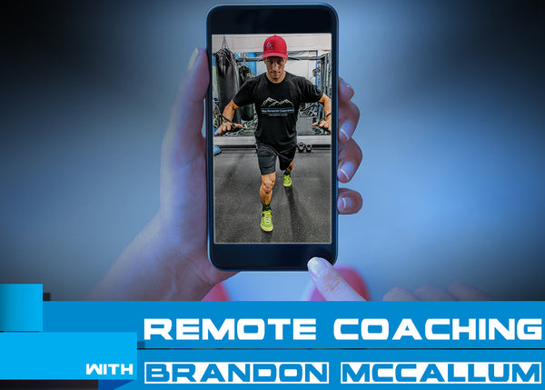 Remote Coaching with Brandon McCallum