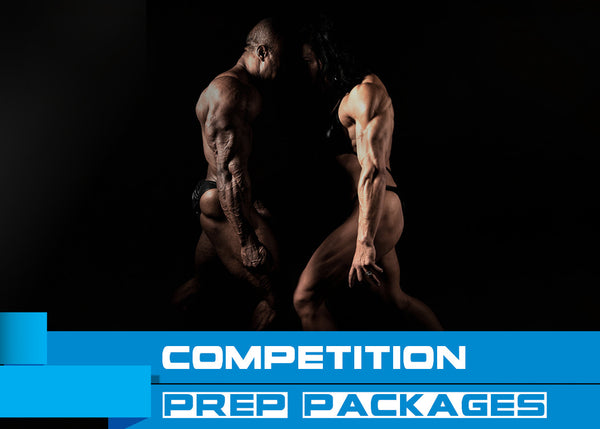 Competition Prep Package with Alan Dyck