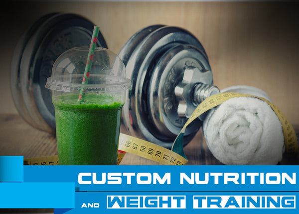 Custom Combined Nutrition & Weight Training Program Design by Alan Dyck