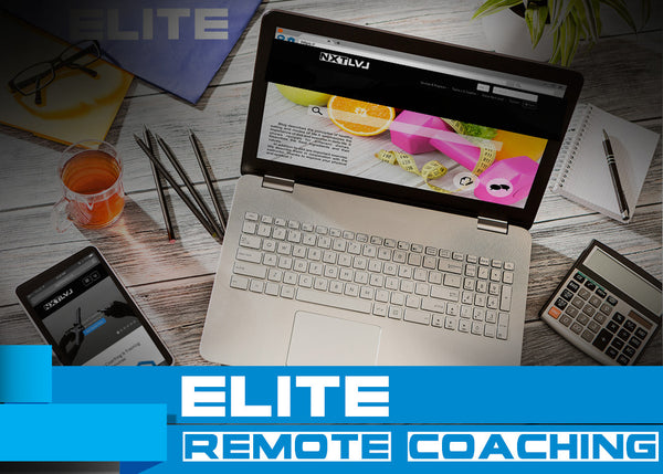 Elite Remote Coaching with Kevin Lutz