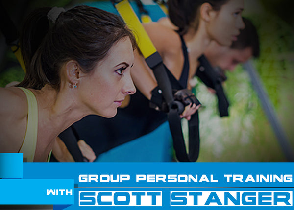 Group Personal Training with Scott Stanger
