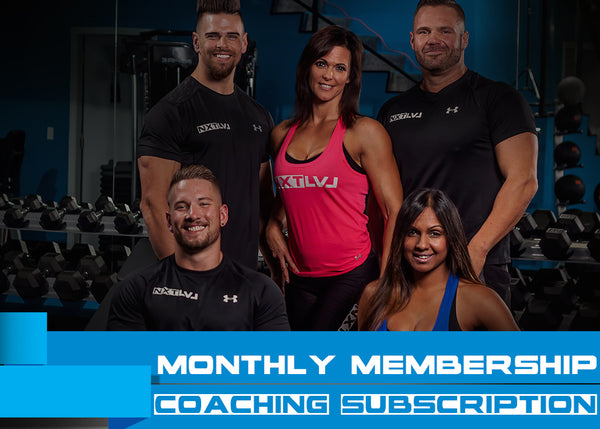 Monthly Personal Training Subscription with Alan Dyck