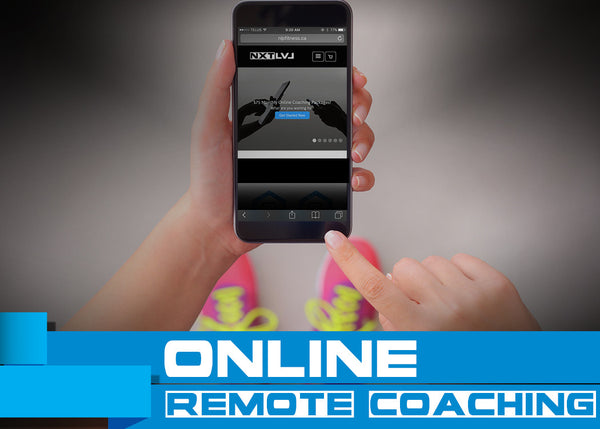 Online Coaching with Jordyn Kreller