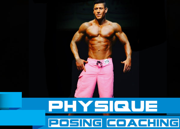 Physique Posing Lessons