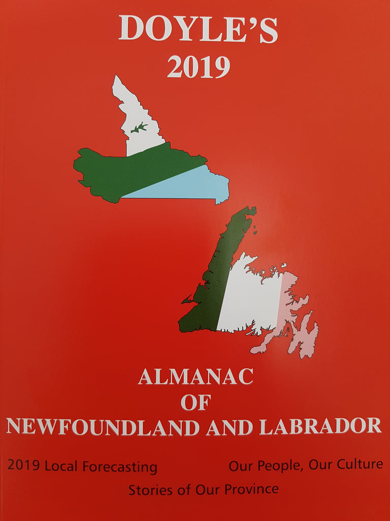Doyle's 2019 Almanac of Newfoundland and Labrador
